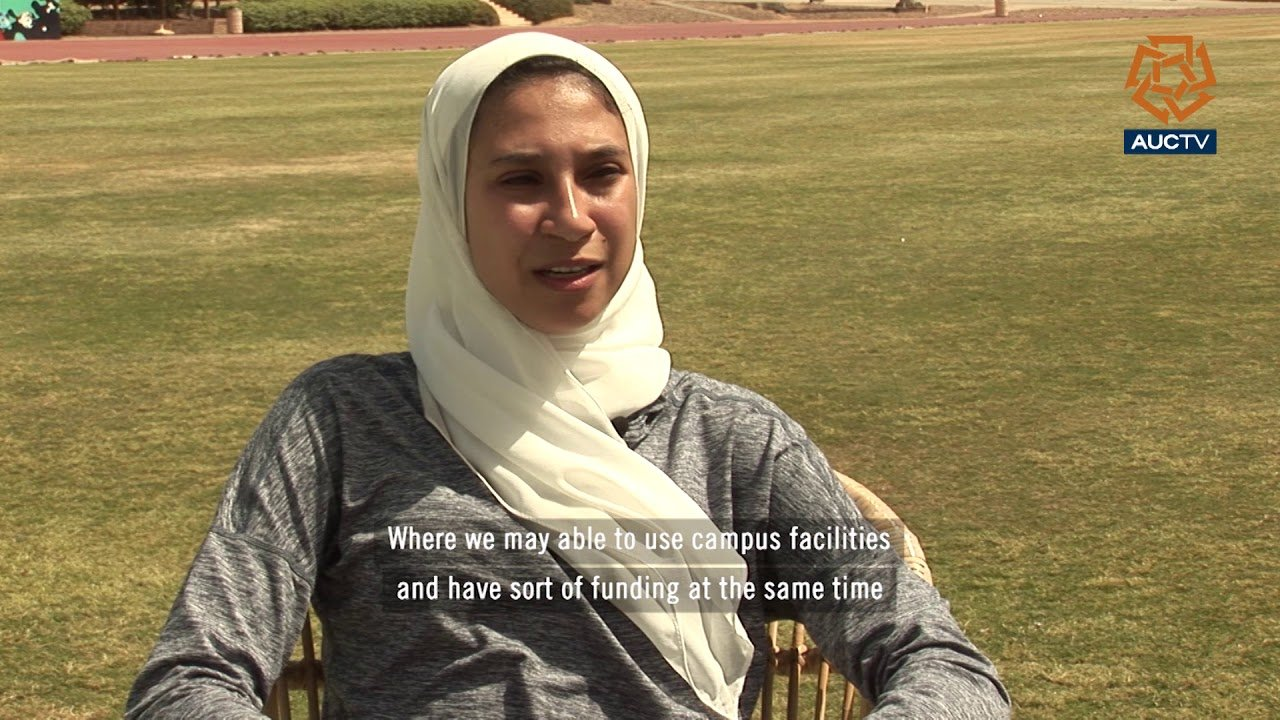 AUC Breaks Sports' Stereotypes